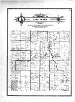 Lake Henry Township, Stearns County 1912